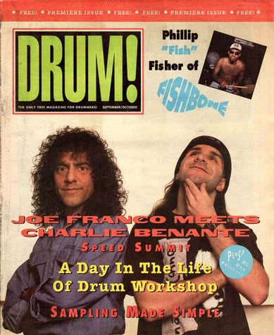drum first cover