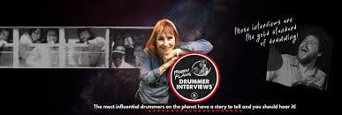 flans drummer interviews